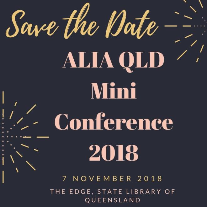 ALIA Mini Conference 18